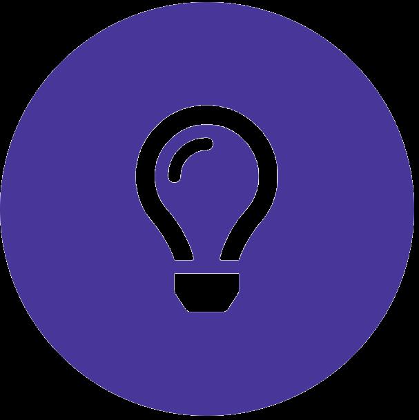 Ampoule Icône