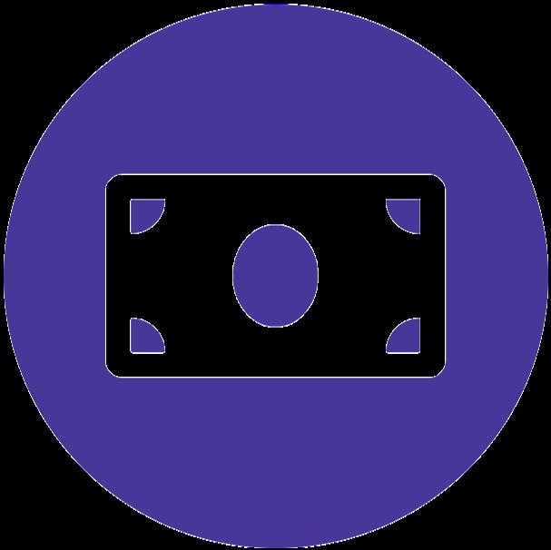 Argent icône